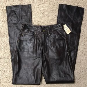NWT Wilson's Leather Maxima Pants *Unaltered*